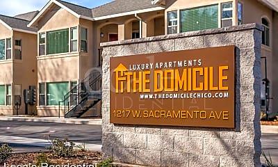 Community Signage, 1217 W Sacramento Ave, 1
