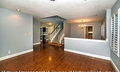 Living Room, 2303 Ramona St, 1