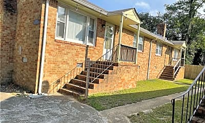 Building, 3641 Dupont Cir, 0
