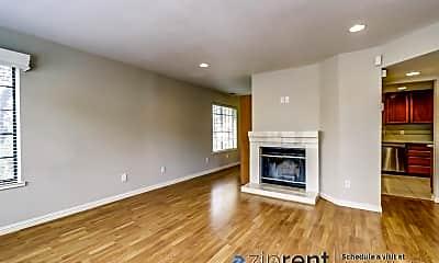 Living Room, 701 Devonwood, 1