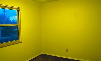 Bedroom, 670 W. Van Buren St. #1, 2