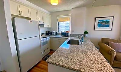 Kitchen, 2240 K?hi? Ave. 1201, 1