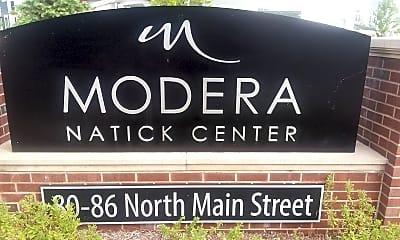 Modera Natick Center, 1