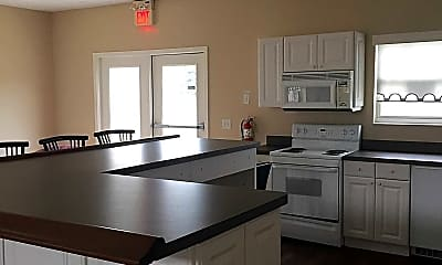 Kitchen, Country Manor, 2