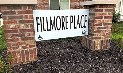 Fillmore Place Apartments, 1
