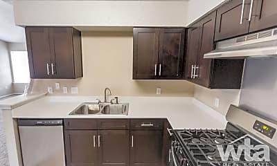 Kitchen, 6511-B Melrose Trail, 0