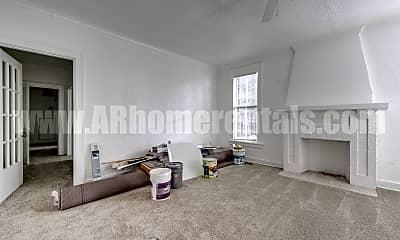 Living Room, 2405 S Battery St, 1