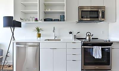 Kitchen, 1326 Florida Ave NE 407, 1