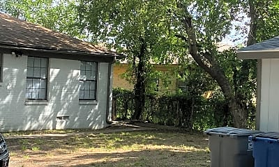 Building, 2523 Amelia Street, 2