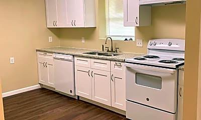 Kitchen, 1400 Lawrence St, 1