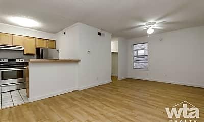 Living Room, 3001 Medical Arts St, 1
