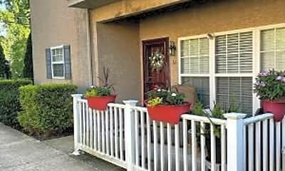 Patio / Deck, 13675 Philmont Ave 31, 1