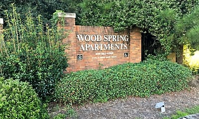 Wood Spring Apartments, 1