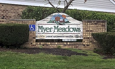 Myer Meadow Apartments, 1