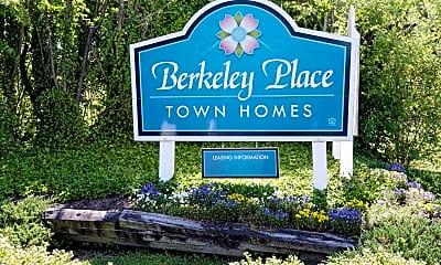 Community Signage, Berkeley Place/Warwick Place, 2