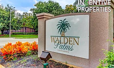 Community Signage, 4736 Walden Cir, 1