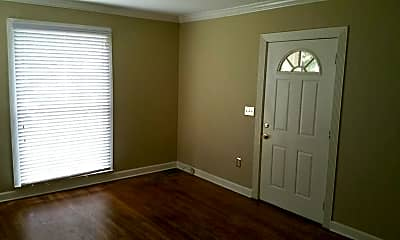 Bedroom, 1715 Howard St, 1