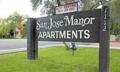 San Jose Manor, 1