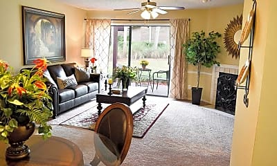 Living Room, Park at Trapani, 1