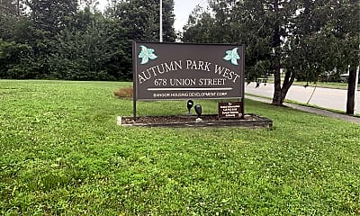 Autumn Park West, 1