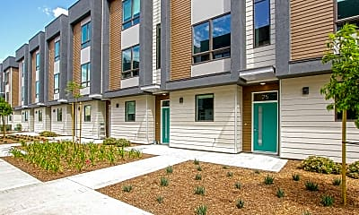 Building, 17th Place Townhomes, 0