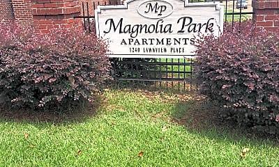 Magnolia Park Apartment, 1