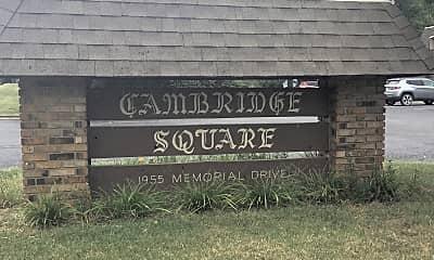 Cambridge Square Apts, 1