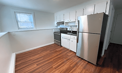 Kitchen, 8 Perry St, 1