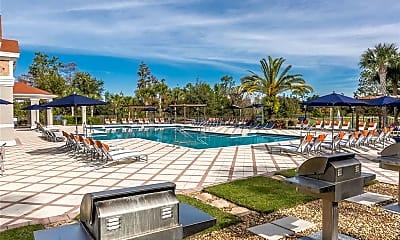 Pool, 3101 Segreto Ln C2, 2