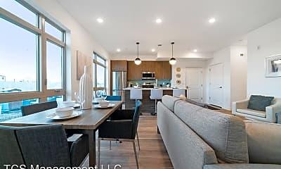 Living Room, 2037 East Lehigh Avenue, 1