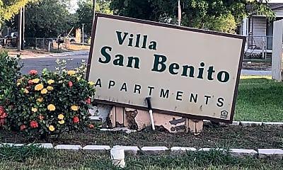 Villa San Benito, 1