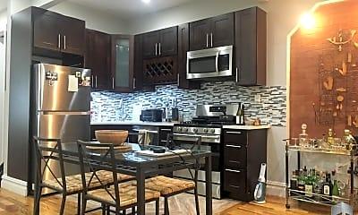 Kitchen, 1205 Jefferson Ave, 0