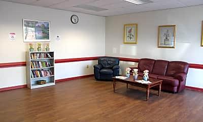 Living Room, 7885 Gordon Court, 1
