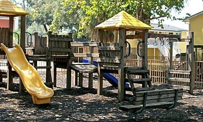Playground, Magnolia Point Apartments, 2