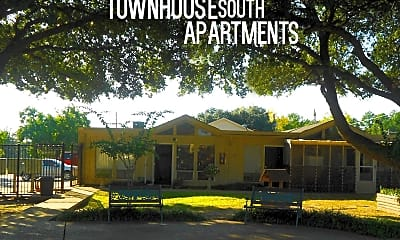 Townhouse South Apartments, 0