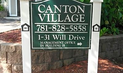Canton Village, 1