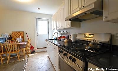 Kitchen, 274 Crescent St, 1