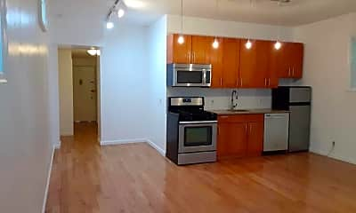 Kitchen, 132 Lafayette Ave 1R, 1