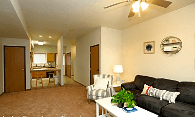 Living Room, 1103 W Broadway, 2