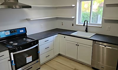 Kitchen, 210 18th St, 1