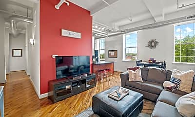 Living Room, 541 Washington Ave 303, 0
