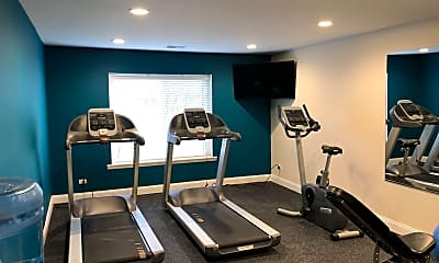 Fitness Weight Room, 201 E Cook Ave, 1