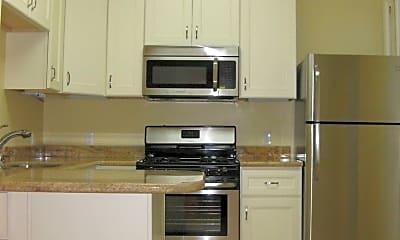 Kitchen, 1427 Green St, 1