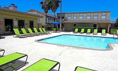 Pool, Cabana on Everhart, 0