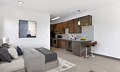 Kitchen, 2810 Park Ave 307, 1