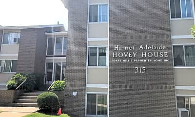 Hovey House, 1