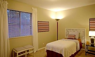 Bedroom, Woodview Plaza, 2