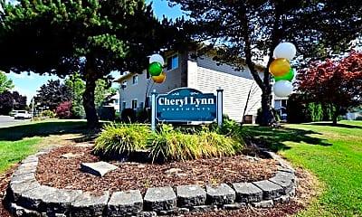 Community Signage, Cheryl Lynn, 0
