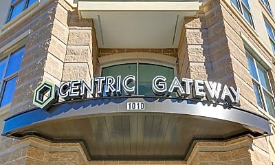 Community Signage, Centric Gateway, 1