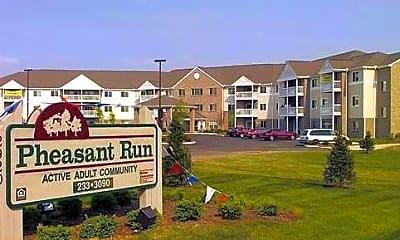 Pheasant Run, 1